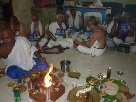 Madwacharya Vigraha Function