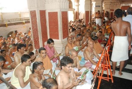 1008 HVS Parayana @ Nanganallur