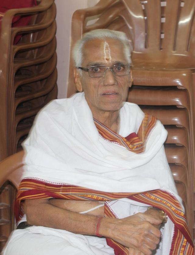 Sri K Lakshman Rao